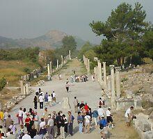 Ephesus, Turkey by Edward Lipman