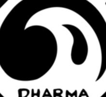 Dharma Wave Logo Sticker