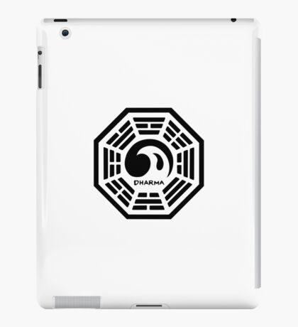 Dharma Wave Logo iPad Case/Skin
