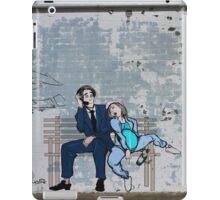 Knocked up Street Art London Urban Wall Graffiti Artist Prolifik  iPad Case/Skin