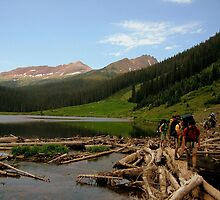 Experiencing Colorado by stenzijthoff