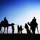 Jaisalmer Camels by wellman