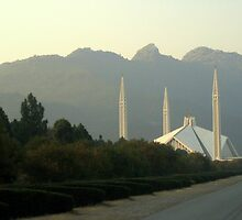Faisal Mosque by stenzijthoff