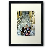 Come back in 50 years... Framed Print