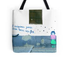 Spanish Street Art Tote Bag