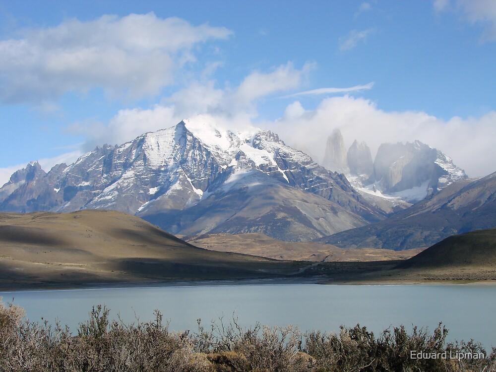 Patagonia, Chile by Edward Lipman