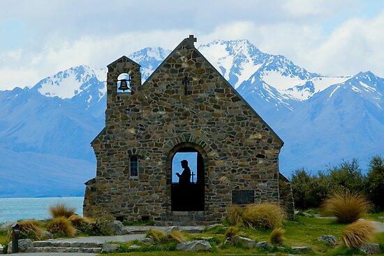 Church of the Good Shepherd by Daniel Attema