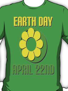 EARTH DAY-GREEN T-Shirt