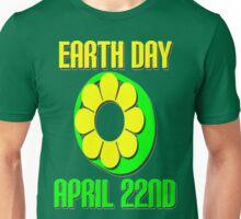 EARTH DAY-GREEN Unisex T-Shirt