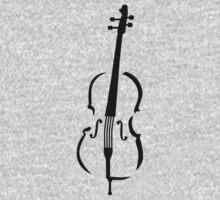 Cello One Piece - Long Sleeve