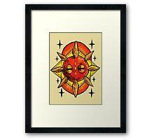 Solrock  Framed Print