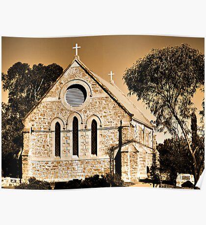 Kellerberrin Anglican Church Poster