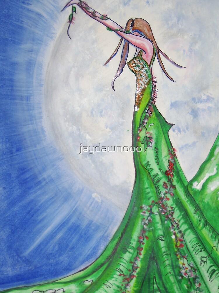 moon walks by jaydawnooo