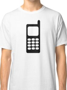 Cell phone mobile Classic T-Shirt