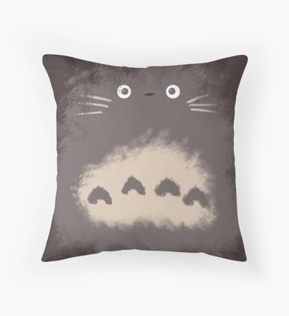 totorooo Throw Pillow
