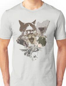 Cat Yawn Unisex T-Shirt