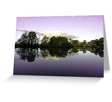 Tooradin Reflections Greeting Card