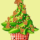 Cute Christmas Tree by colonelle