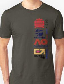 Wipeout Logos T-Shirt
