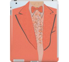Lloyd's monkey suit iPad Case/Skin