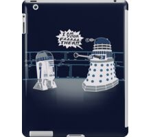 I am your Daaalek! iPad Case/Skin