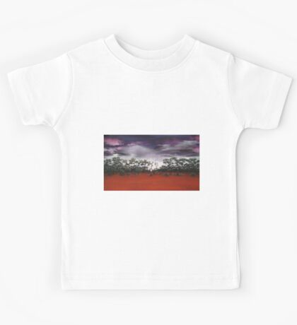 'An Aussie Backyard' Kids Tee