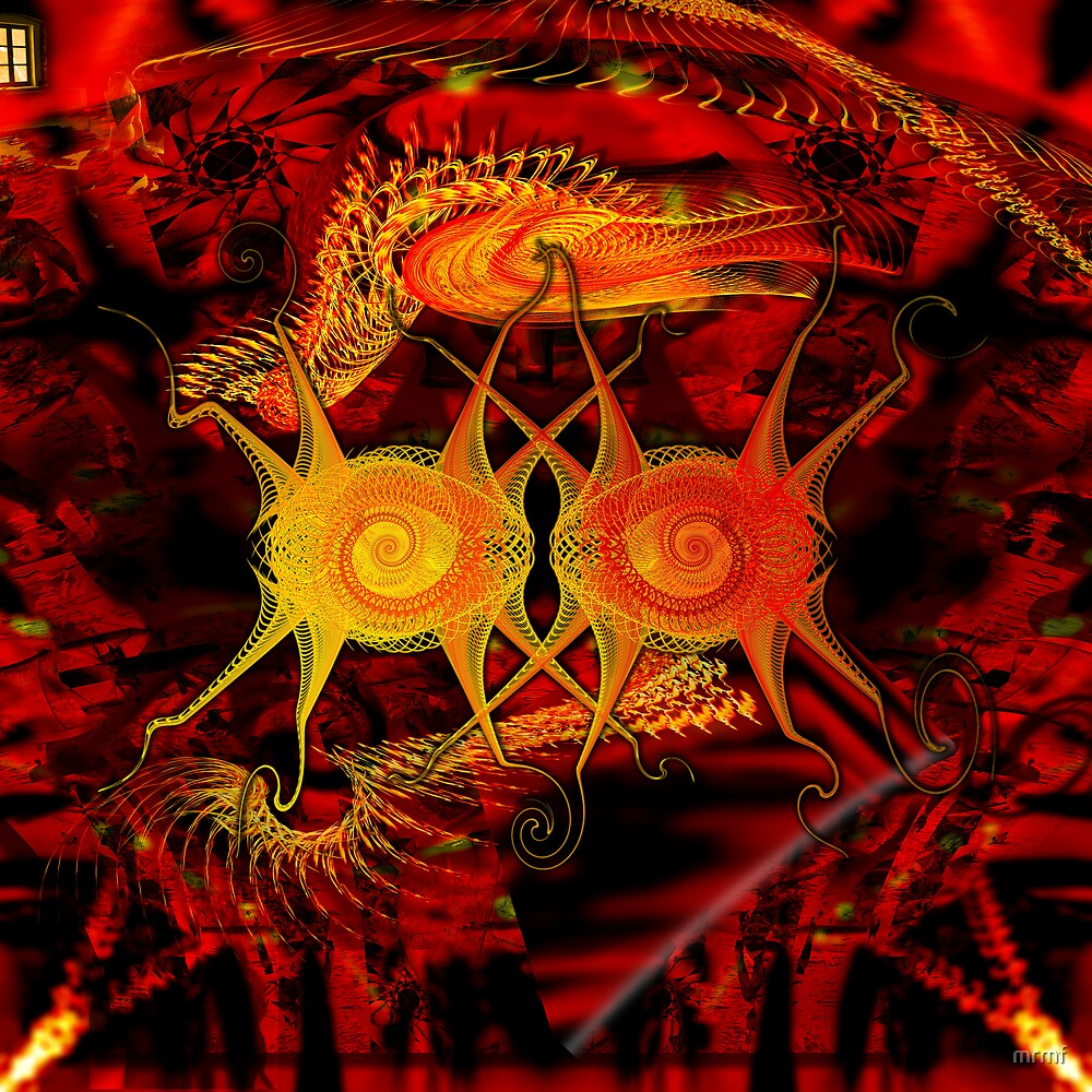 Dragon by mrmf