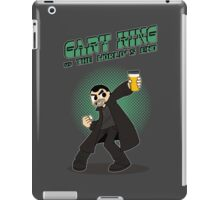 Gary King vs The World's End - Green iPad Case/Skin