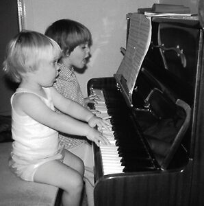 Rob & Bec - Piano Duet   by lettie1957