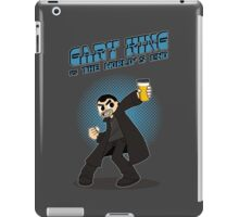 Gary King vs The World's End iPad Case/Skin