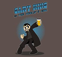 Gary King vs The World's End - Blue Unisex T-Shirt