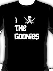 I LoveThe Goonies T-Shirt