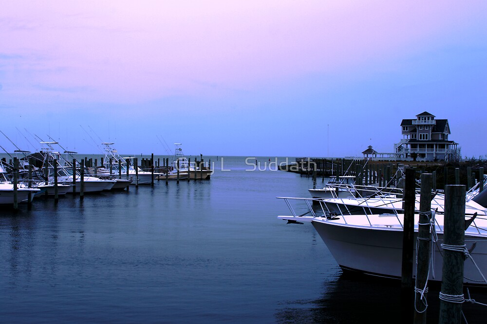 Awaiting Dawn  by Gary L   Suddath