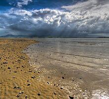 Beach Light by Kevin Hart