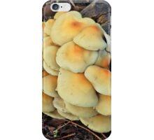 Sulphur Tufts iPhone Case/Skin