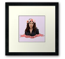 BW - Cuter Than You Framed Print