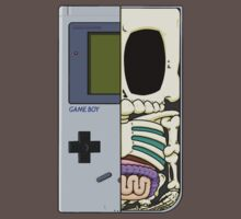 Game Boy Dissected B T-Shirt