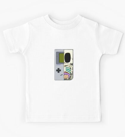 Game Boy Dissected B Kids Tee