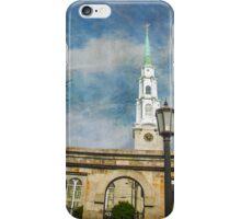 Historic Savannah Church iPhone Case/Skin