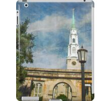 Historic Savannah Church iPad Case/Skin