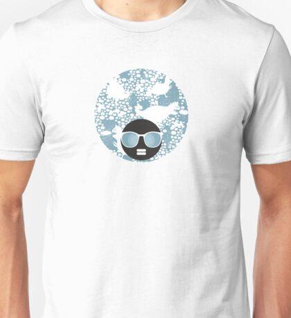 Snow dragons Unisex T-Shirt