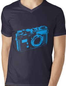 CLASSIC CAMERA Mens V-Neck T-Shirt