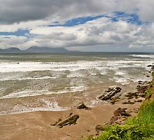 Inch Beach, Dingle Peninsula, Ireland by ThomasMaher
