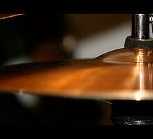 Cymbal by Lisa hildwine