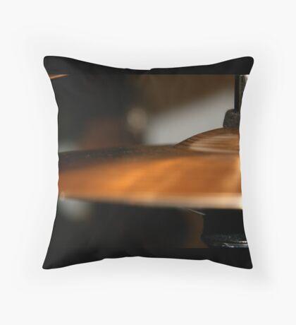 Cymbal Throw Pillow