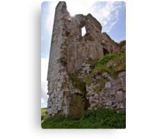 Minard Castle, Dingle Peninsula, Ireland Canvas Print
