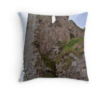Minard Castle, Dingle Peninsula, Ireland Throw Pillow