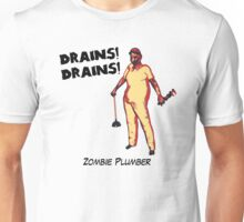 Zombie Plumber - borderless Unisex T-Shirt