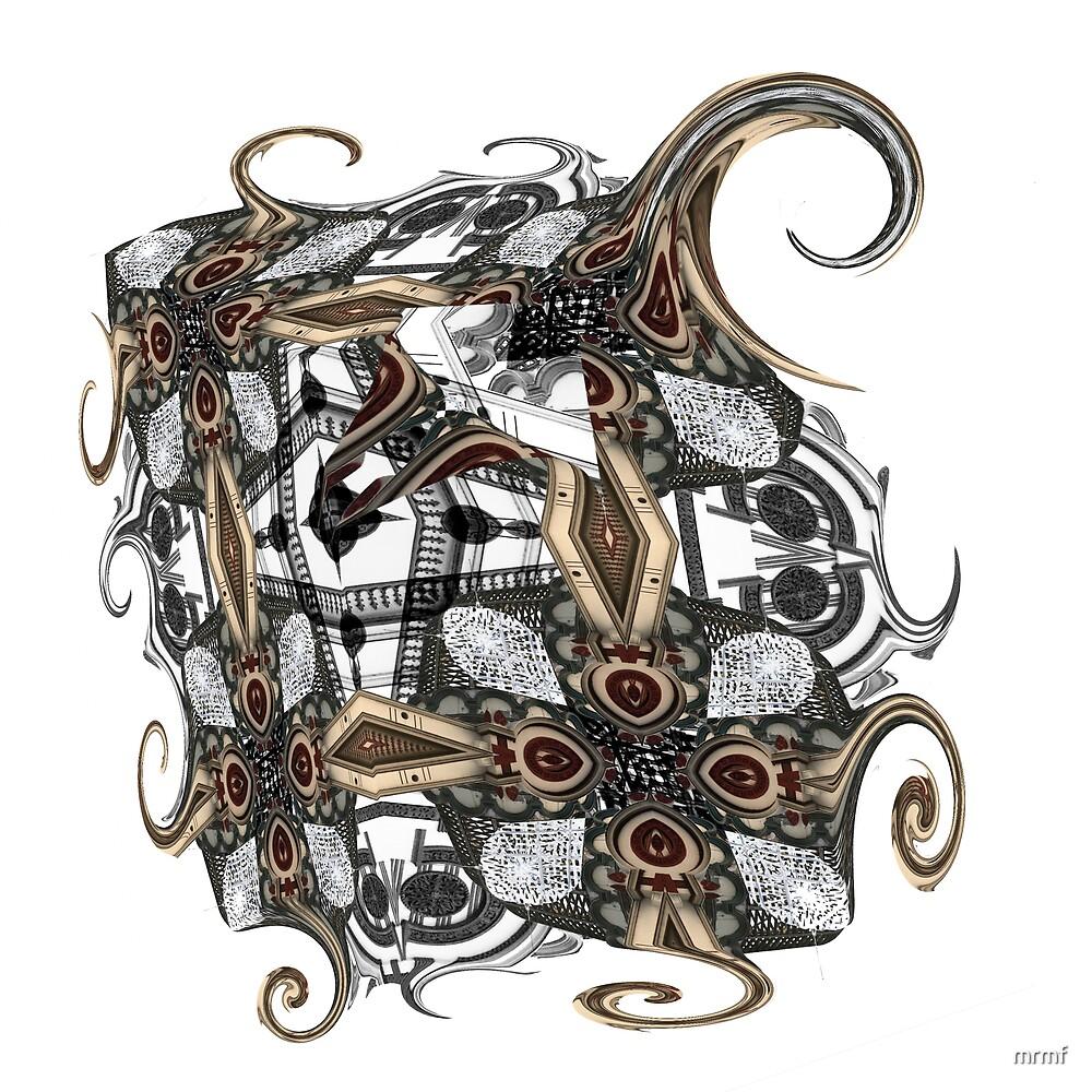 Hypercube by mrmf