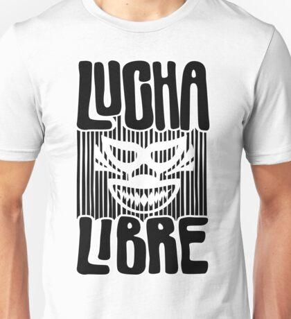 LUCHA LIBRE#8 Unisex T-Shirt
